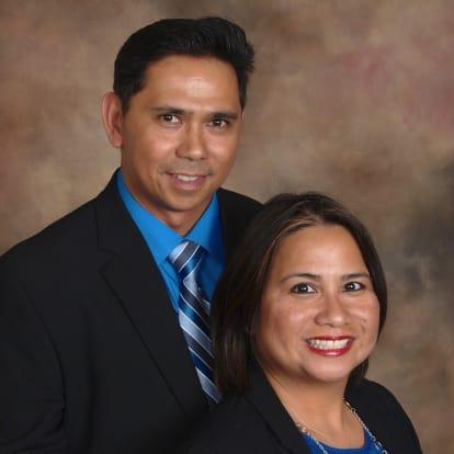 LegacyShield agent May & Renato Alferez