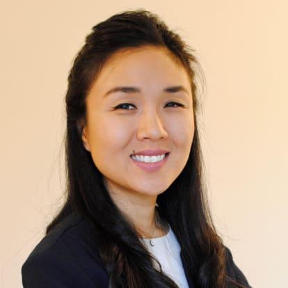 LegacyShield agent Esther Kim
