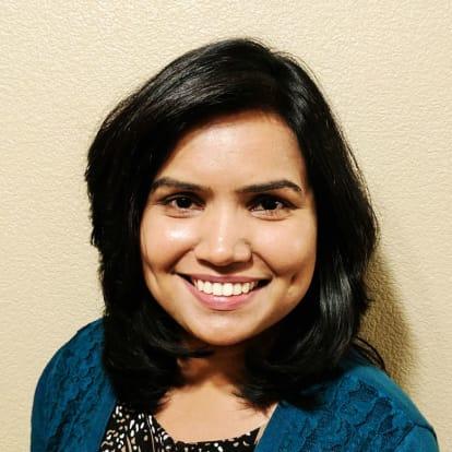 LegacyShield agent Kaveri Srivastava