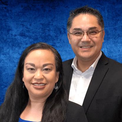 LegacyShield agent Florio & Lorali Mazares