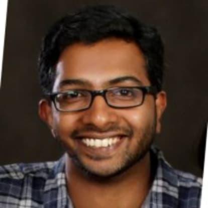 LegacyShield agent Bimal Sanal Kumar