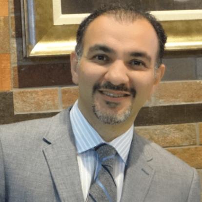 LegacyShield agent Vahid Shahsavan