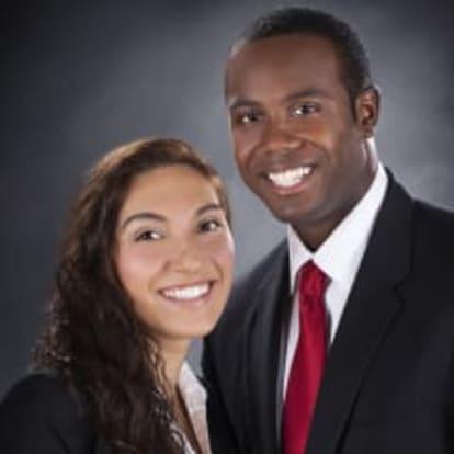 LegacyShield agent Chris & Zahraa Mouzon