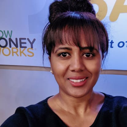How Money Works Educator - Milka Tesfaye