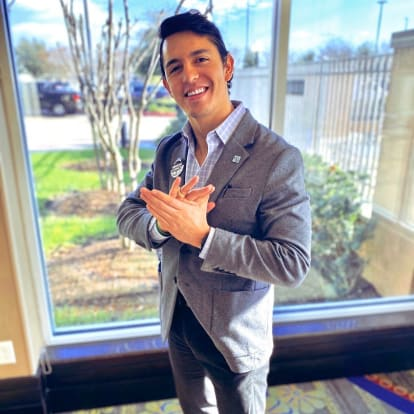 LegacyShield agent Jorge Torres