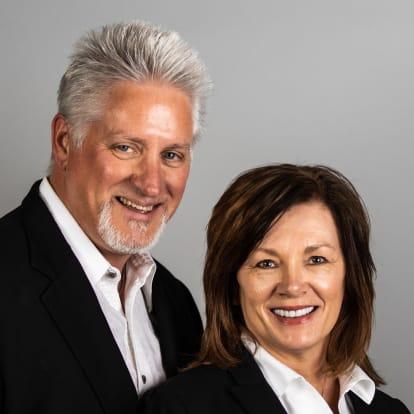 Greg and Cara Hammons