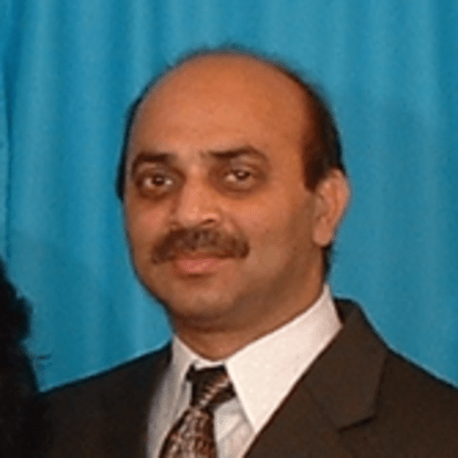 LegacyShield agent Rajesh Parekh