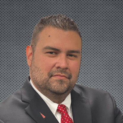 LegacyShield agent Rogelio Hernandez