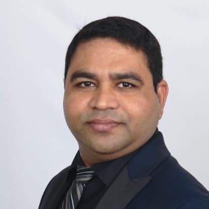 LegacyShield agent Gajendra Yadav