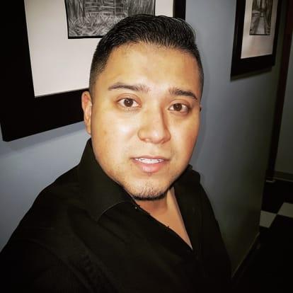 LegacyShield agent Daniel Ramos