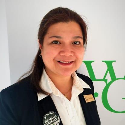 LegacyShield agent Carol Marzan