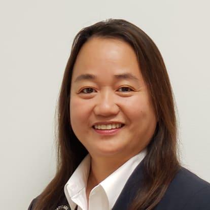 LegacyShield agent Rose Anne R. Bugay