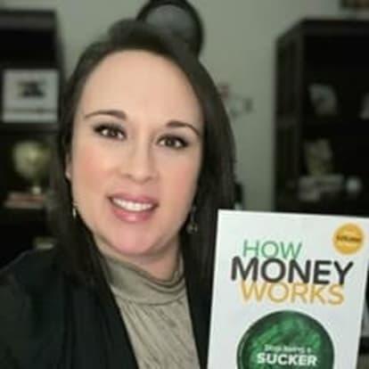 How Money Works Educator - Maribel Alvarez