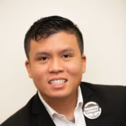 LegacyShield agent Ramon Gahob Jr.