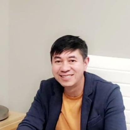 LegacyShield agent Franco T. Katangkatang