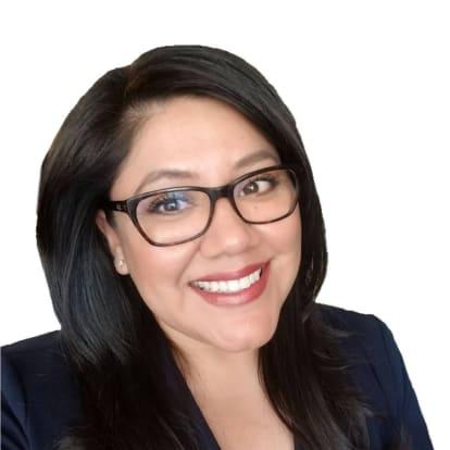 LegacyShield agent Angelina Rodriguez