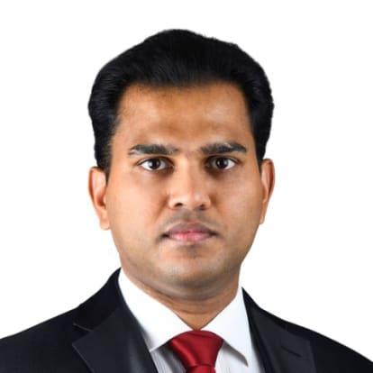 LegacyShield agent Robin Karuthedom Mani