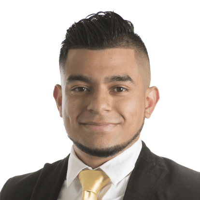 LegacyShield agent Jorge E. Sandoval Vicente