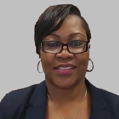 LegacyShield agent Carlene Boswell-Blackwood