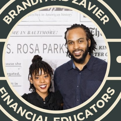 How Money Works Educator - Zavier and Brandi Hall