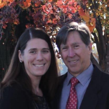 Ed and Julie Reynolds